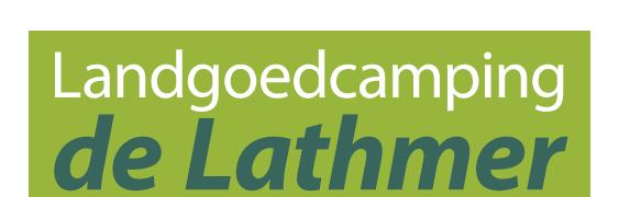 logo Landgoedcamping De Lathmer